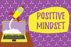 Positive Mindset Business Success